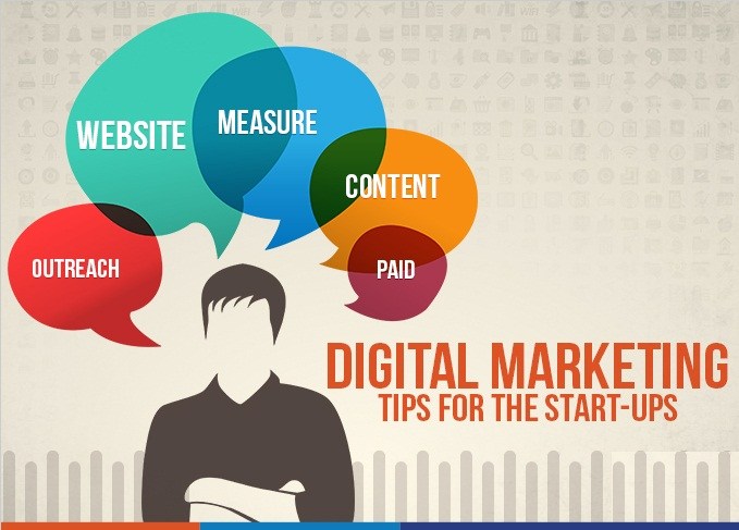 4 Essential Digital Marketing Tips for Startups