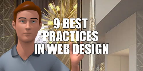 9 BEST PRACTICES IN WEB DESIGN TO IMPROVE YOUR SKILLS